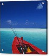 Christmas Island, Bone Fi Acrylic Print