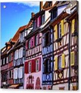 Colmar - France Acrylic Print