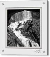 Columbia Gorge 4 Acrylic Print