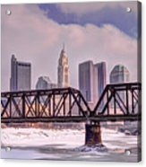 Columbus, Ohio Acrylic Print