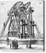 Corliss Steam Engine, 1876 Acrylic Print