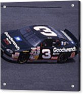 Dale Earnhardt # 3 Goodwrench Chevrolet At Daytona Acrylic Print
