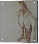David Acrylic Print