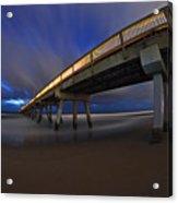 Deerfield Beach, Florida Pier Acrylic Print