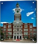 Denver's East High School Acrylic Print