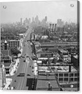 Detroit 1942 Acrylic Print