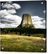 Devil's Tower - Wyoming Acrylic Print