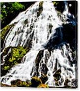 Diamond Creek Falls Acrylic Print