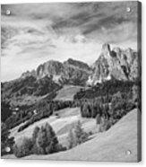 Dolomiti, Landscape Acrylic Print