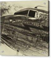 Douglas Dc-3 Acrylic Print