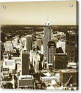 Downtown Indianapolis Acrylic Print