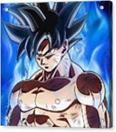 Dragon Ball Super - Goku Acrylic Print