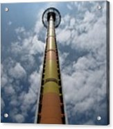 Drop Tower Acrylic Print