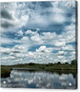 Dutch Skies Acrylic Print