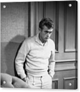 East Of Eden, James Dean, 1955 Acrylic Print