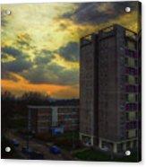 Edmunds Tower Acrylic Print