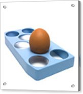 egg Acrylic Print