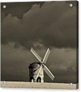 English Windmill Acrylic Print