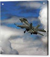 F-18 Superhornet Acrylic Print