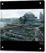 Fallout Acrylic Print