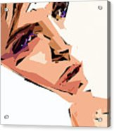 Female Expressions Xii Acrylic Print