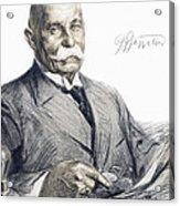 Ferdinand Von Zeppelin Acrylic Print