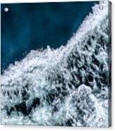 Ferry Waves Acrylic Print