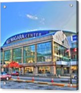 First Niagara Center Acrylic Print