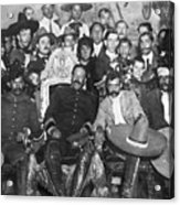 Francisco Pancho Villa Acrylic Print by Granger
