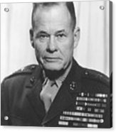 General Lewis Chesty Puller Acrylic Print