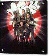 Ghostbusters II 1989  Acrylic Print