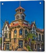 Gilroy's Old City Hall Acrylic Print