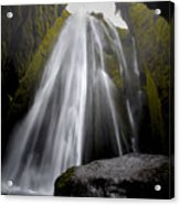 Gljufrabui Acrylic Print