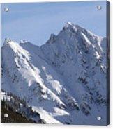 Gore Mountain Range Colorado Acrylic Print