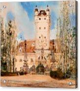 Greillenstein Castle Acrylic Print