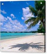 Guam, Tumon Bay Acrylic Print