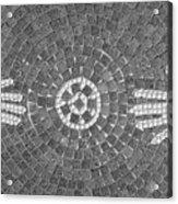 Hans Mosaic Acrylic Print