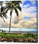 Hawaii Pardise Acrylic Print