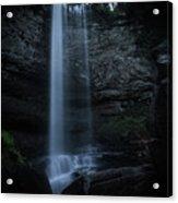 Hemlock Falls Acrylic Print