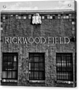 Historic Rickwood Field Acrylic Print