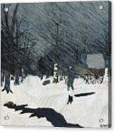 Horace Pippin Acrylic Print