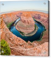 Horseshoe Bend Near Page Arizona Acrylic Print