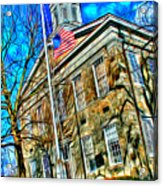 Howard County Courthouse Acrylic Print
