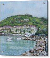 Isle At St Martin St Maarten Acrylic Print