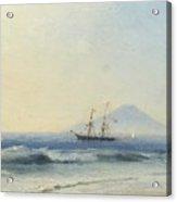 Ivan Konstantinovich Aivazovsky Acrylic Print