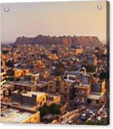 Jaisalmer - India Acrylic Print