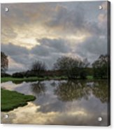 Janesmoor Pond - New Forest Acrylic Print