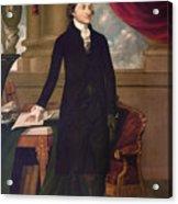 John Jay (1745-1829) Acrylic Print