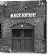 Jonesborough Tennessee - Salt House Acrylic Print