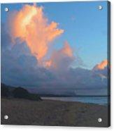Kauai Dawn Acrylic Print